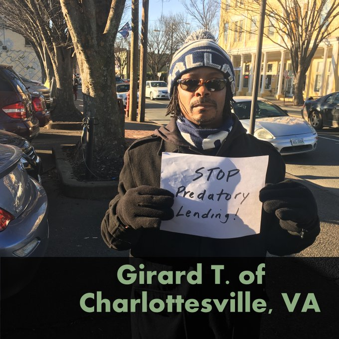 Girard's Photo Petition