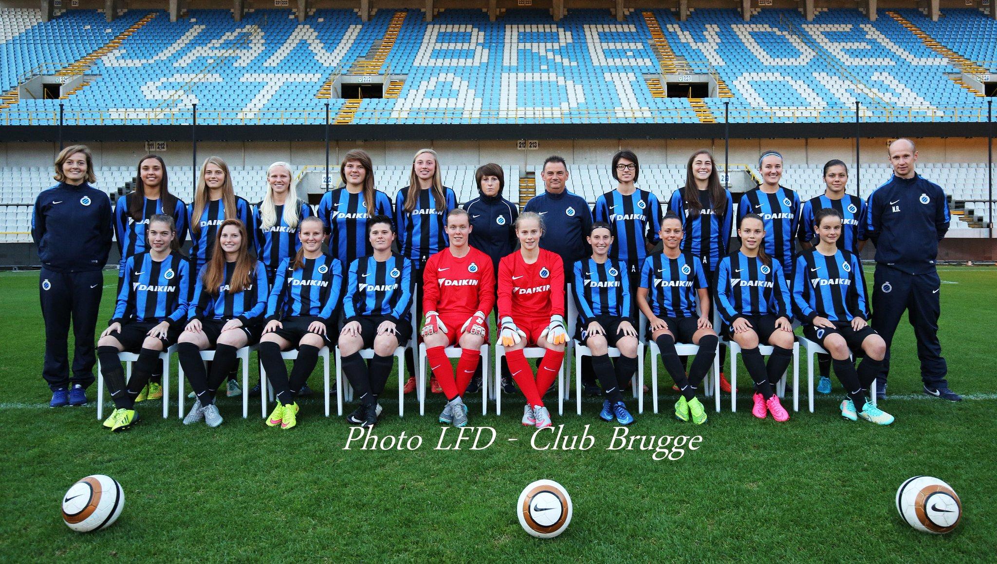 Dames Club Brugge - Stamnummer 3