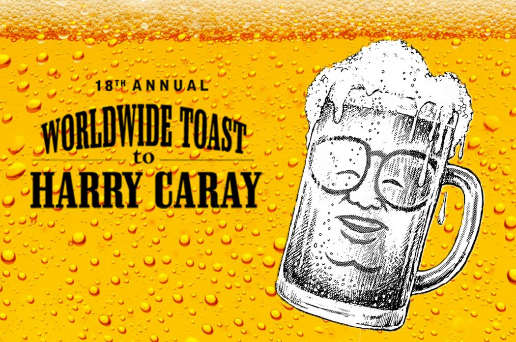 Join us TONIGHT for the worldwide #ToastToHarry! We'll be raising our glasses at exactly 6:30 sharp CST! https://t.co/aegd1EGvUY