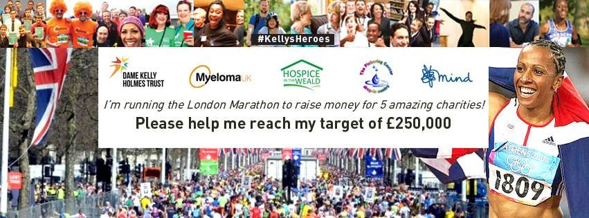 Our founder is raising a whopping £250,000 for us and four other charities. Find out more... https://t.co/ifBMZKHKr3 https://t.co/X8eI6UOVCG