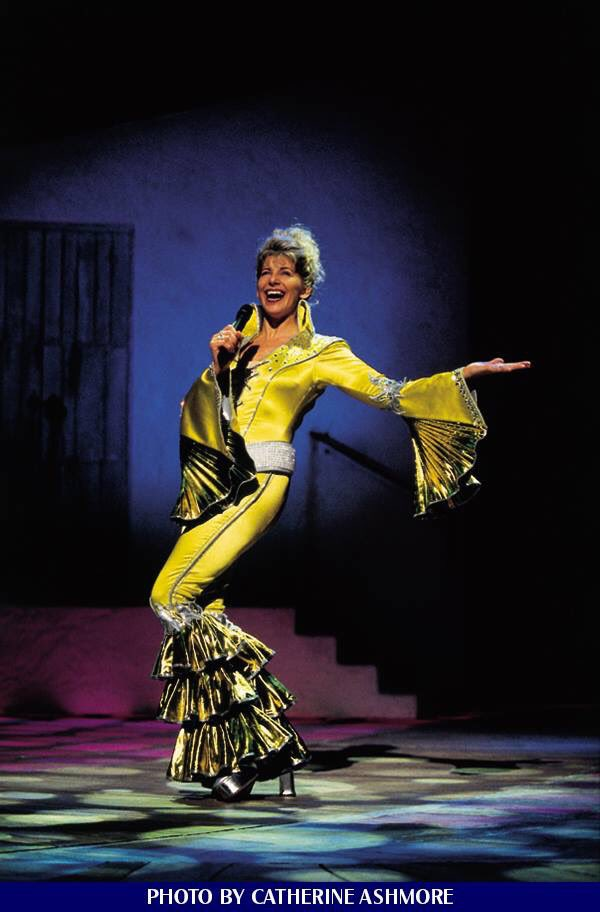 Louise Plowright – Forever our Dancing Queen, always in our hearts x https://t.co/7Yfpmes17B
