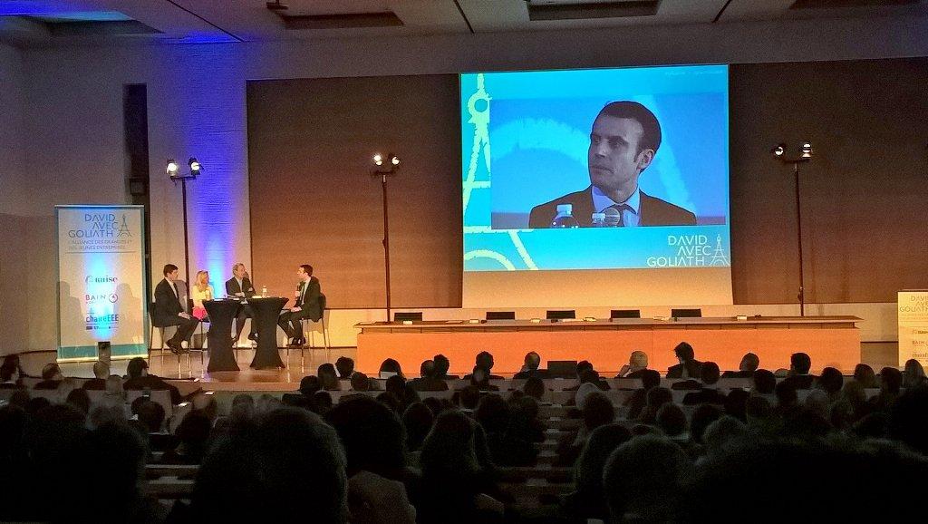 Thumbnail for David Avec Goliath : l'Alliance des Grandes et des Jeunes Entreprises.