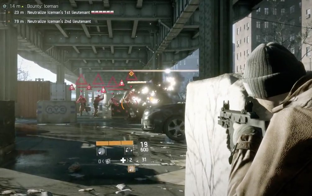Tom Clancy's The Division Launch Trailer 1
