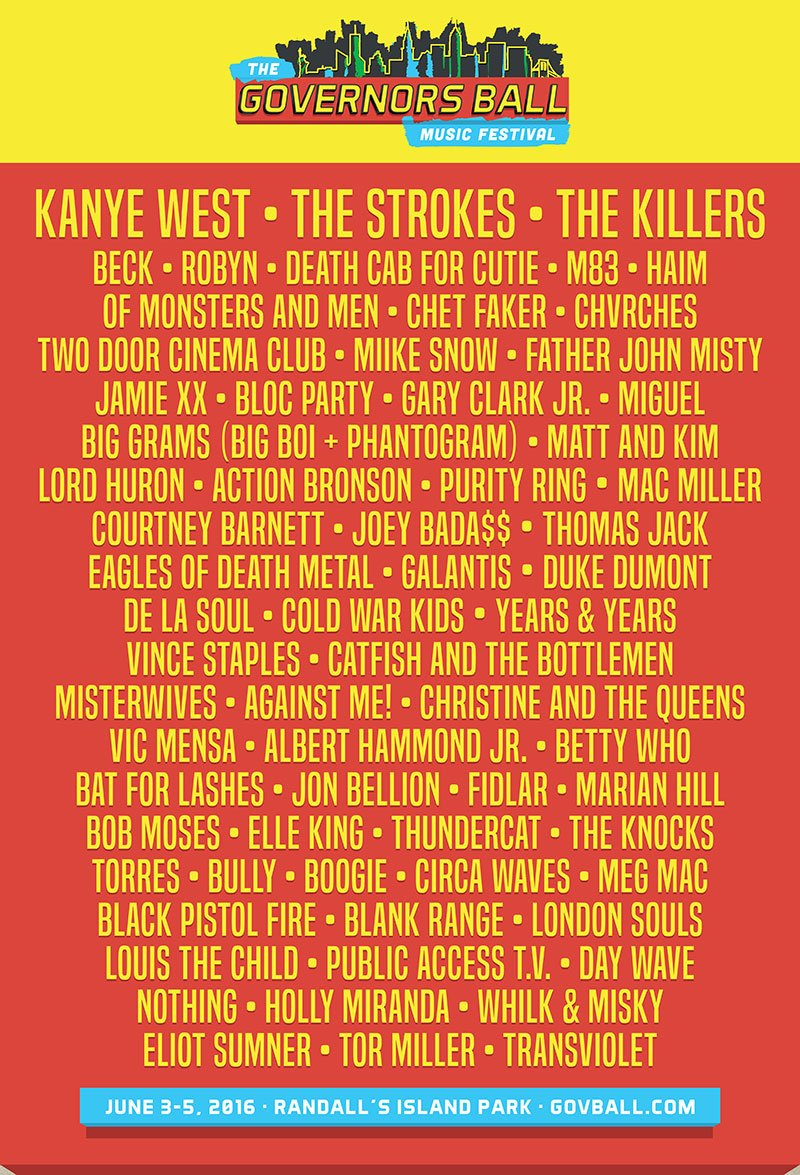You +2 at NYC's OG festival. We're giving away 3 weekend passes to @GovBallNYC! RT to enter https://t.co/B3i3ncrkeb https://t.co/q772uHPpUR