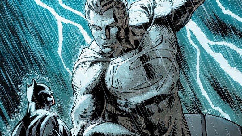 Batman v Superman online con fumetti introvabili e videogiochi