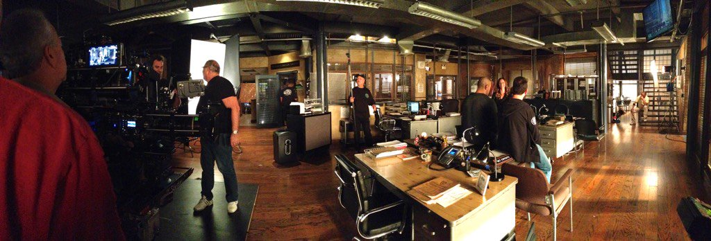 """8x13 """"AND JUSTICE FOR ALL"""" post ep bts tweets & pics CcfFchBUsAAmM7u"""