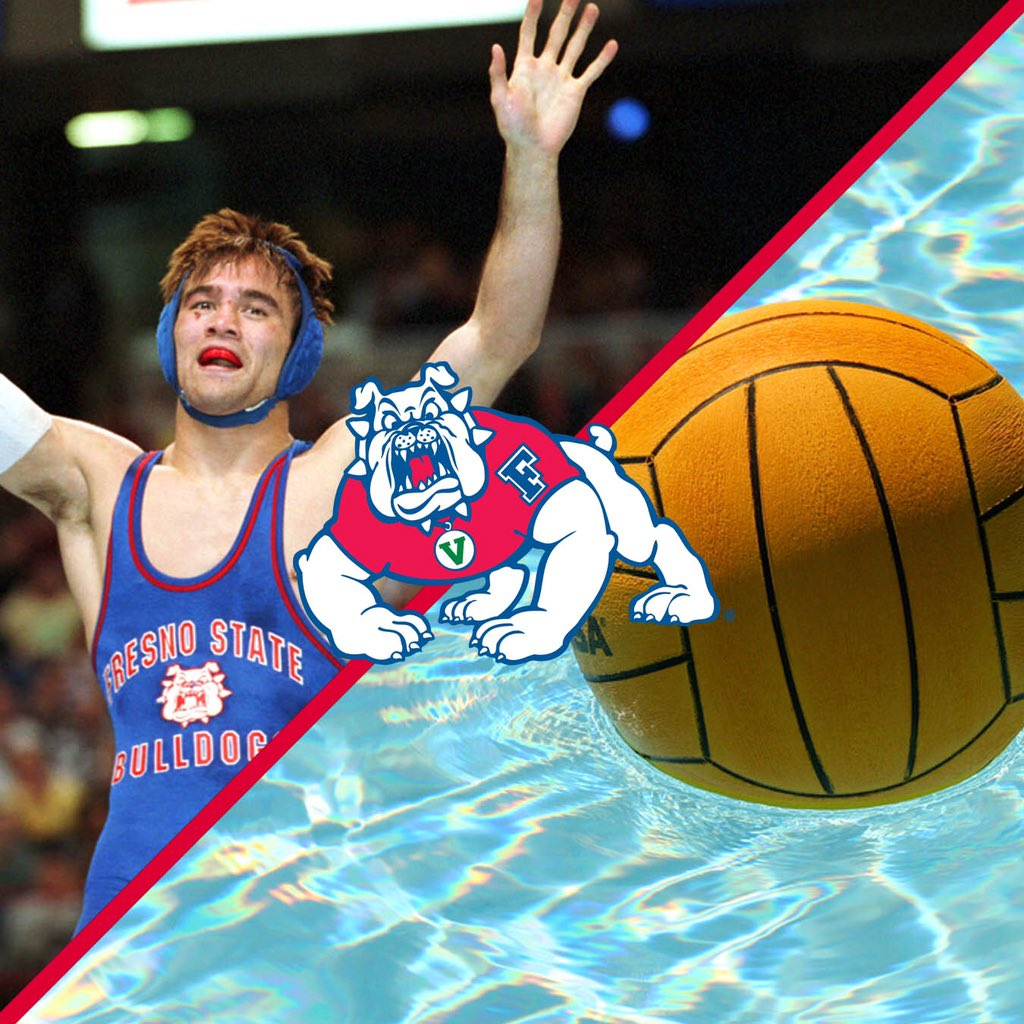 IT'S OFFICIAL: Fresno State to add wrestling, women's water polo. Search to hire head coaches begins immediately. https://t.co/YerjcM1pDz