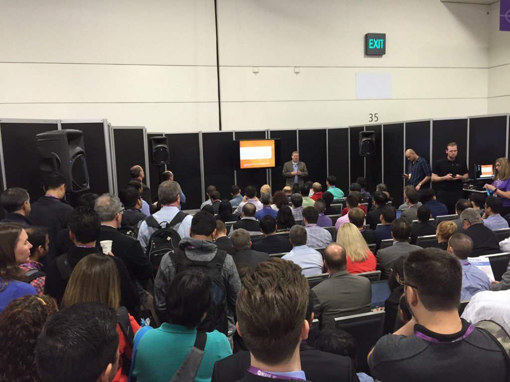 David Etue at RSAC 2016