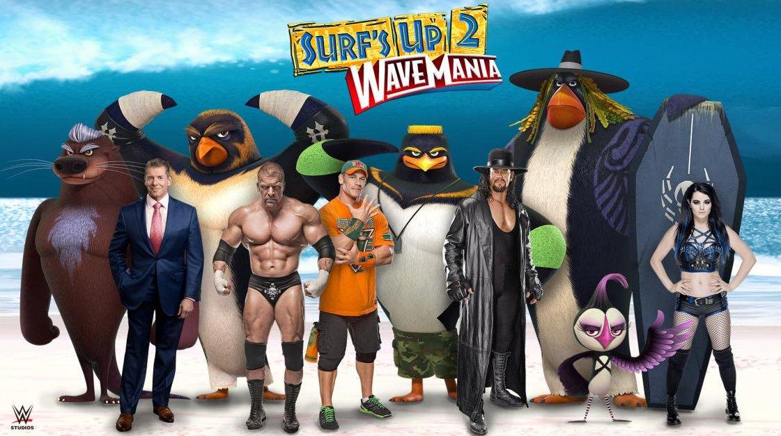 John Cena w animowanej bajce od WWE Studios