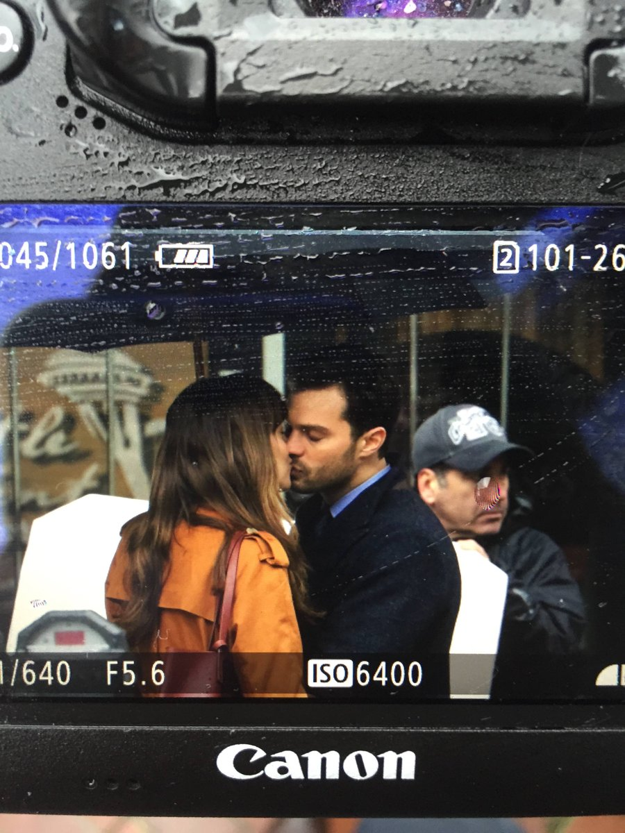 Safe to say we've managed a few decent shots today, don't you think? #FSOG #FiftyShadesDarker https://t.co/3AAKmX0up9
