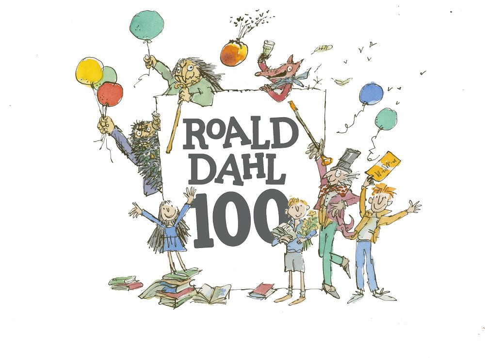 A year of most marvellous happenings to celebrate 100 years of Roald Dahl: https://t.co/YWE9FD857b https://t.co/EleIhYMKqb