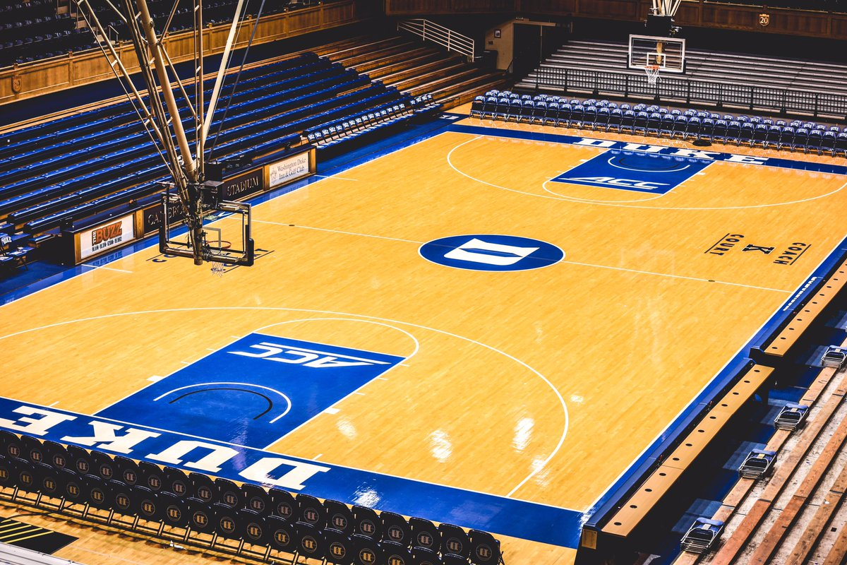 Duke Basketball On Twitter Quot The Calm Cameron Indoor