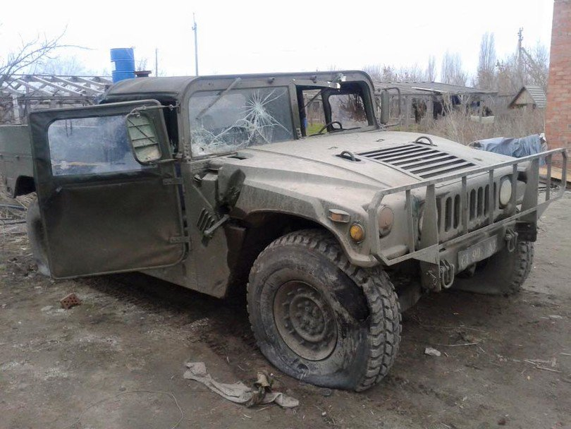 US Army im Donbass