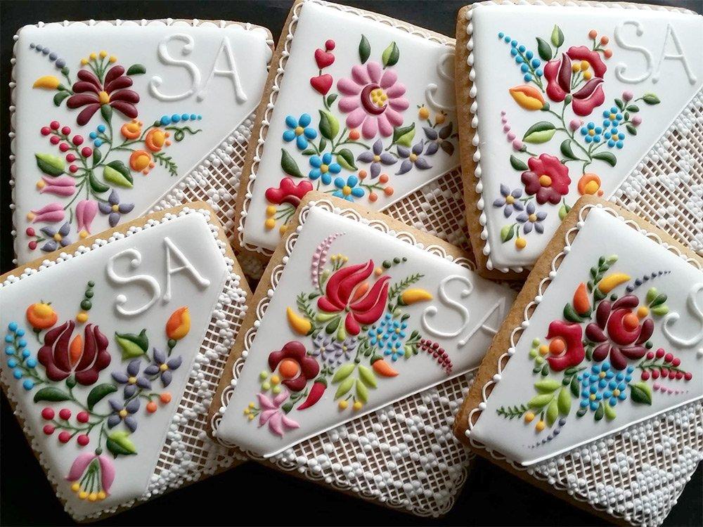 食べるのもったいなさすぎ!まるで芸術品のようなクッキーに話題沸騰!!