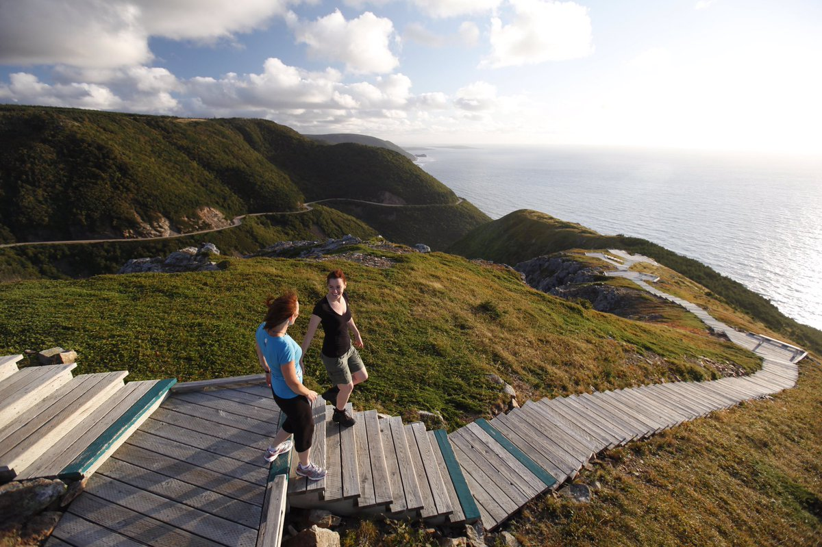 Looks like the secret is out: Cape Breton is amazing. #NSProud https://t.co/pUCzNWdxiU