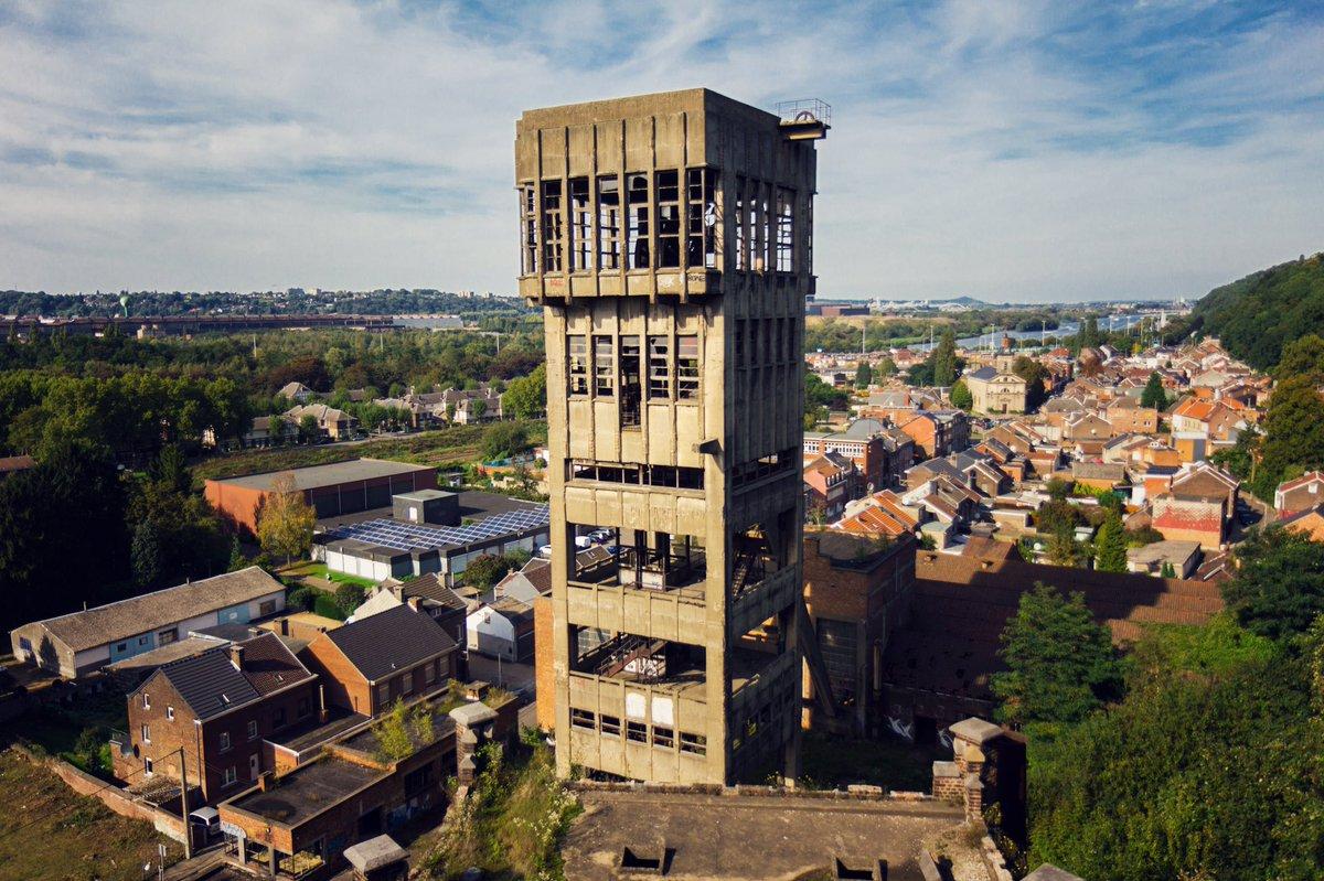 ベルギーで炭鉱の廃墟 #廃墟 https://t.co/NIODnBeUKZ