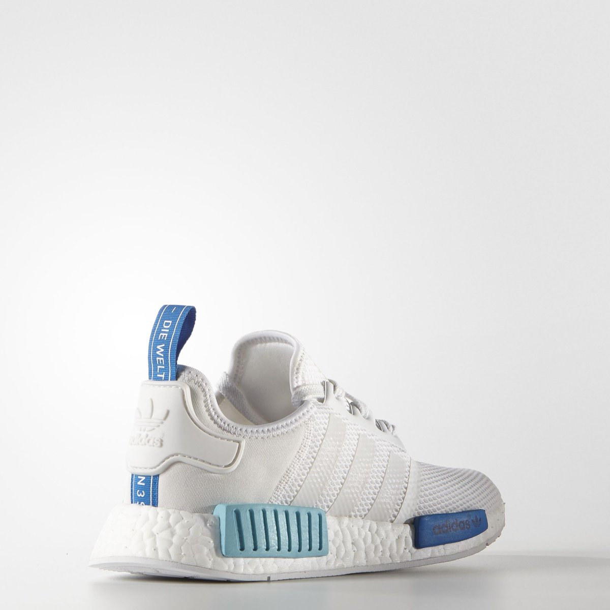 online store 5ed92 2f159 Adidas Nmd White And Blue kenmore-cleaning.co.uk