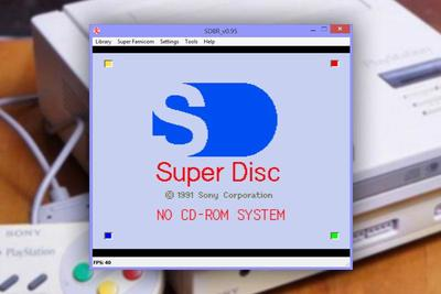 Unreleased Super Disc Boot ROM Discovered: *More proof that Sony Nintendo… https://t.co/9u1ZBjAZWv #news #videogames https://t.co/b5LuZhbgh4