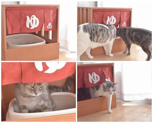 猫「温泉からあがったように見える猫トイレカバー使ってみた」news.mynavi.jp/news/2016/03/0…⇒話題のトイレカバー猫が使って感想を述べておりますヽ(・∀・*)ノ途中ハプニングはありますがw上手にレビューできましたー! pic.twitter.com/1k5i8k1na6