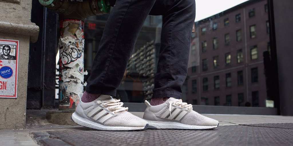 Adidas Ultra Boost Cream Chalk For Sale