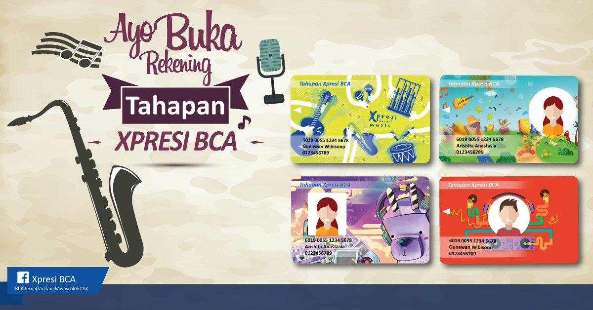 Design Tahapan Xpresi Bca - design bild