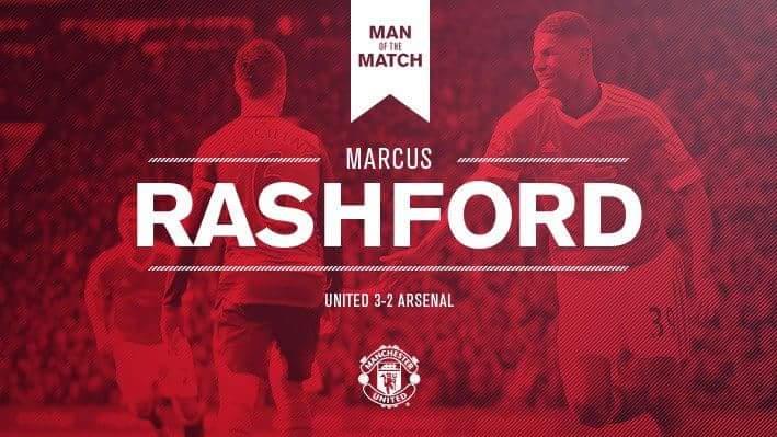 """Le Mancunien 😜 On Twitter: """"Marcus Rashford !!! :"""