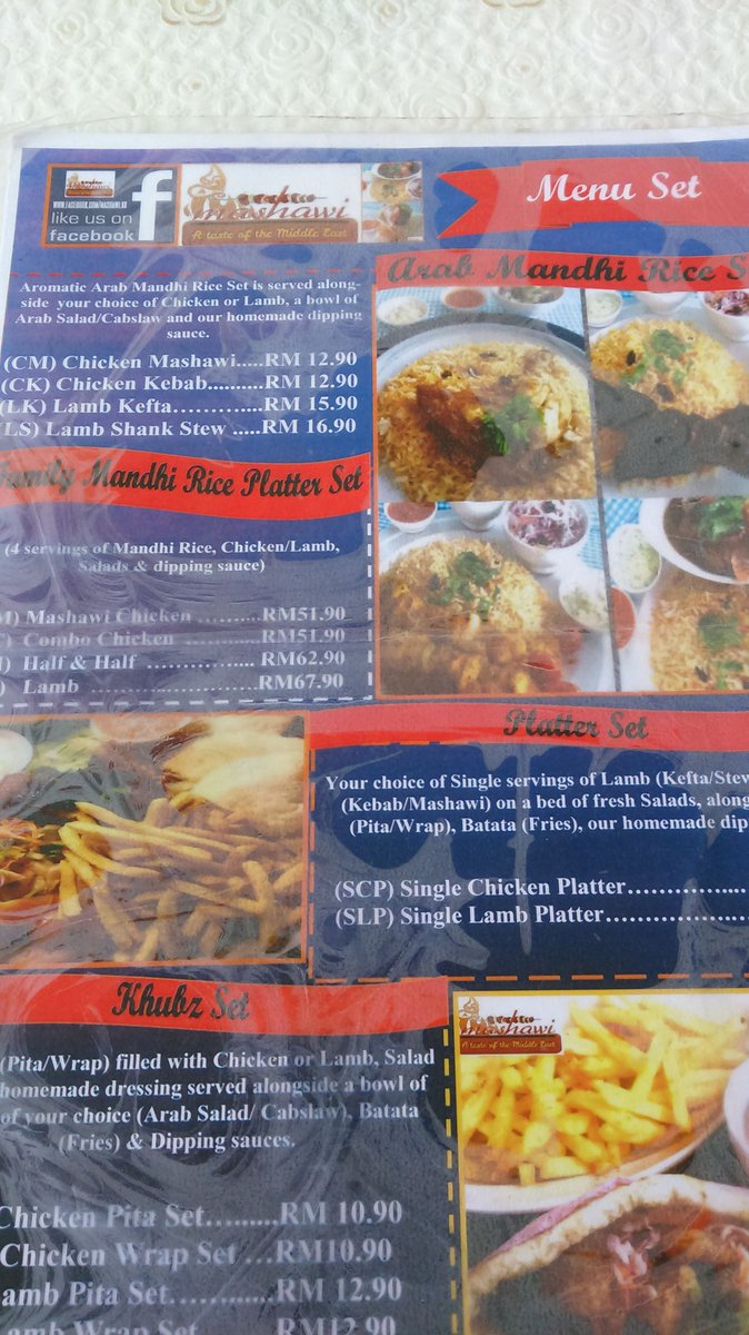 Sabah Tanah Airku On Twitter Sabahtwt Bah P Kmu Mkn D Mashawi Grill Tangs Dynasty Bay Hotel Middle East Food Nyaman Bg Pminat Middle East Food Https T Co Mb0gzr2ewt