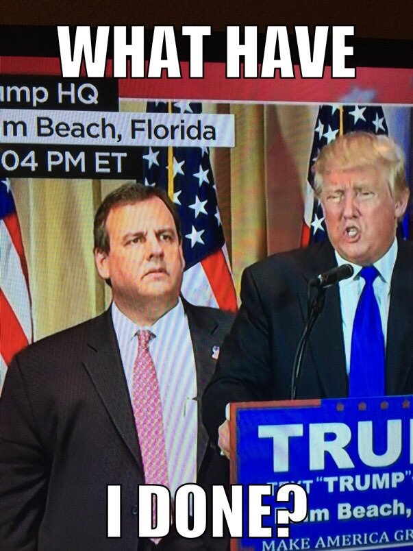 CchHMTjWEAM 0Ka internet goes crazy for chris christie's reaction (with images,Christie Meme