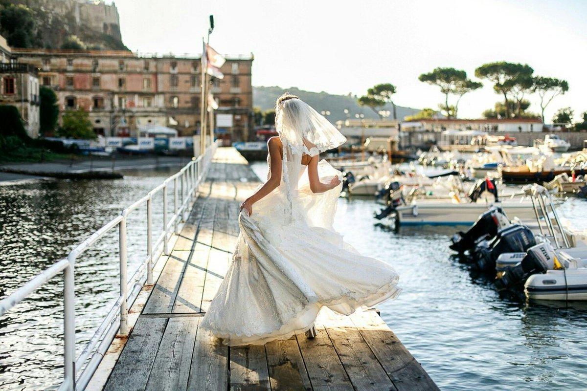 Wedding Tourism, Italia prima meta europea e seconda al mondo. In testa la Toscana e la Costiera Amalfitana
