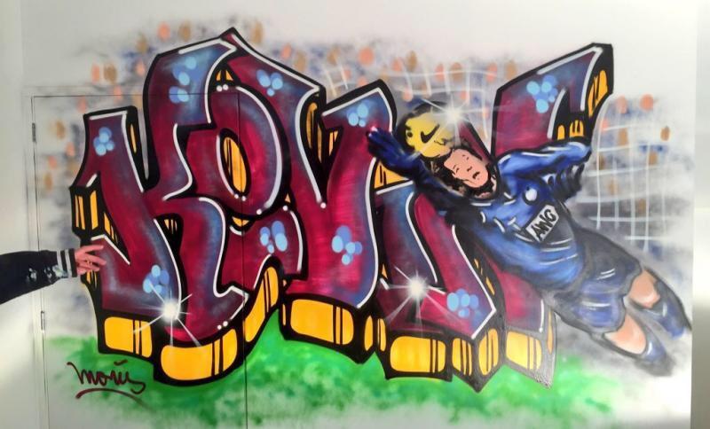 MORIS GRAFFITI on Twitter: \