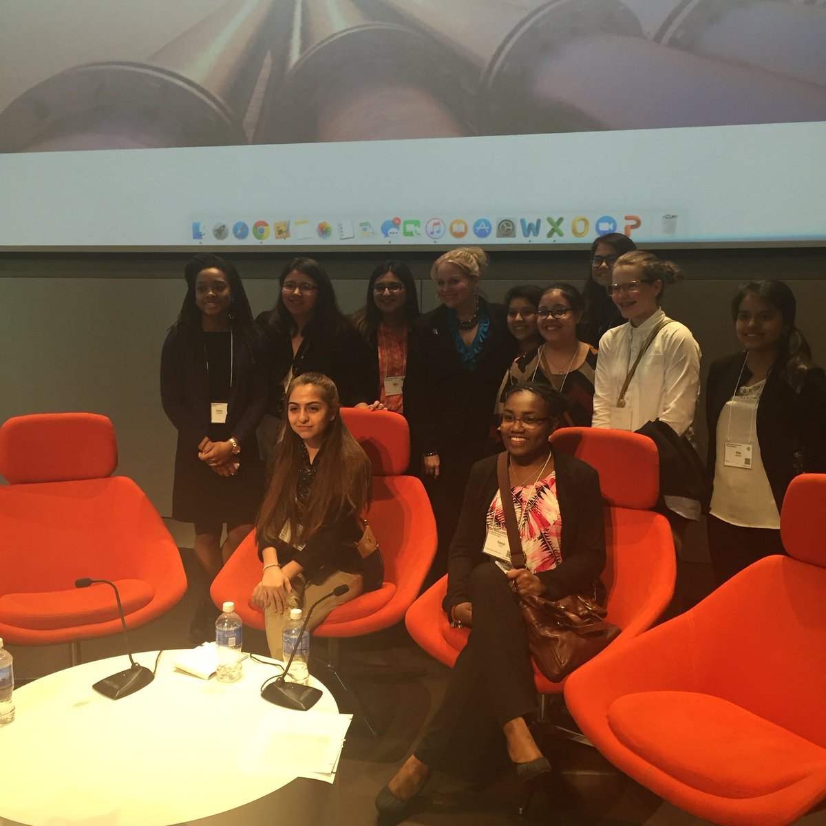 The #nextGEN of #energy leaders @ #HERWorld16 - inspiring! https://t.co/EmAqBYIrl2
