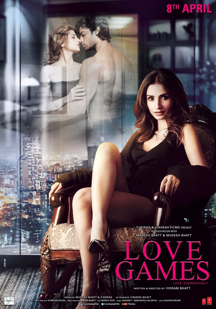 Love Games Torrent 2016 Full HD Movie Download