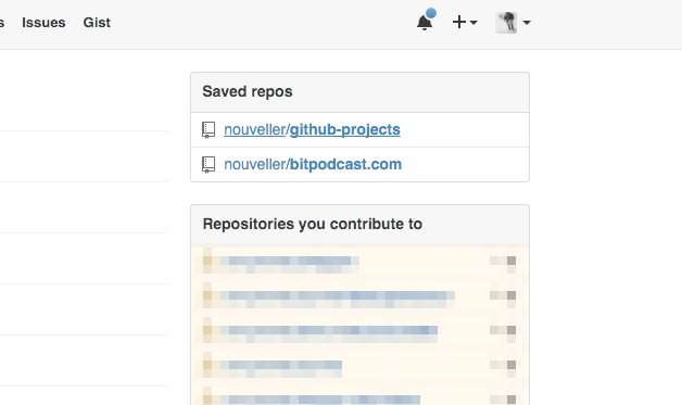 Launched a Chrome extension for @github that allows you to bookmark repos to your dashboard. https://t.co/dIptcgwWgy https://t.co/1r9OsZZazK