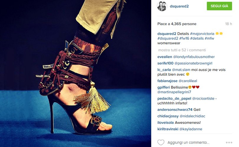 Torna l'Instagram Fashion Index di Blogmeter con un focus su Scarpe e Accessori | Moda Fashion Style