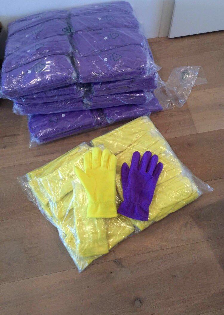 VVSB gloves
