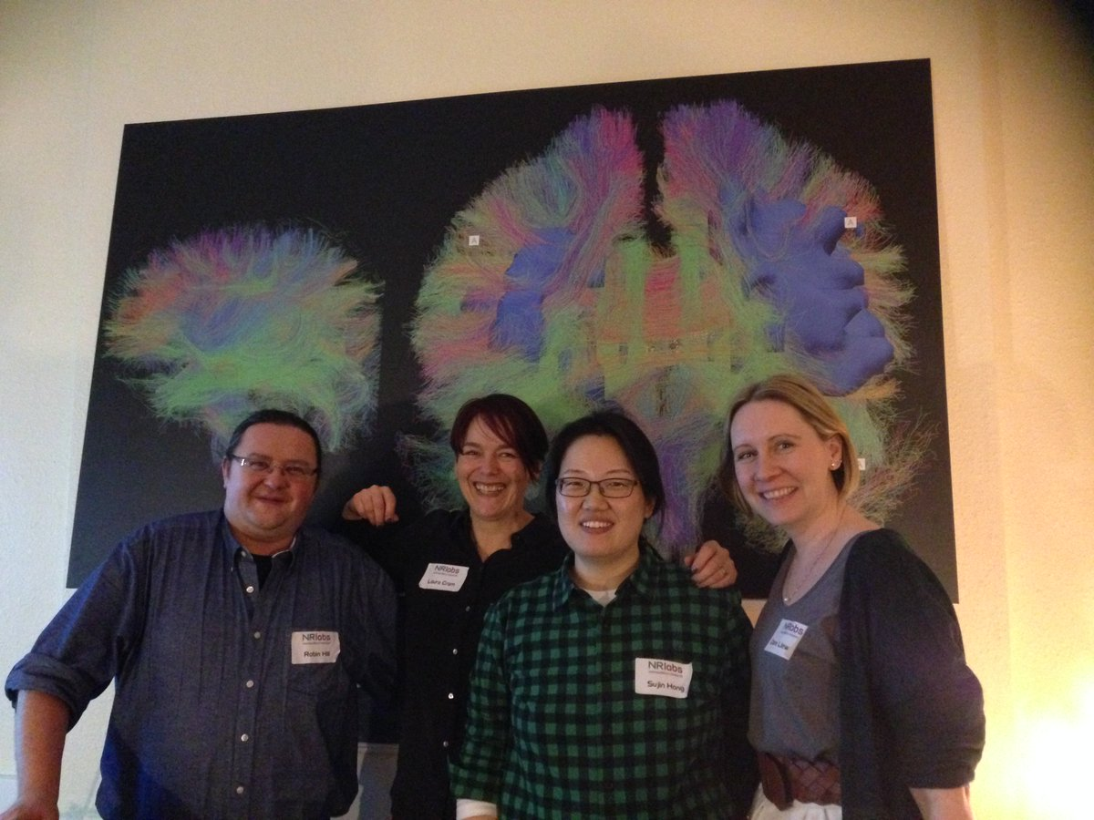 Neuropolitics Research Lab team taken at our lab launch last week @r_l_hill @neuropols @SujinHong @clarellewellyn https://t.co/bZZFHJRwlB