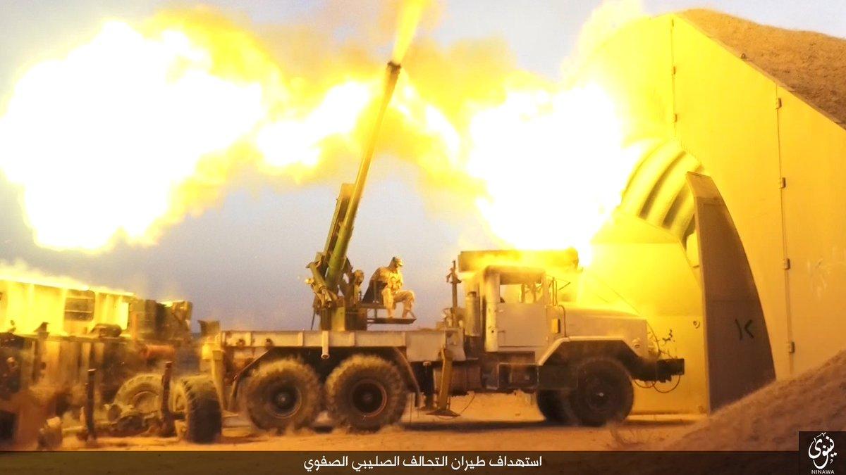 """Стратегия """"Халифата"""" в Сирии"""