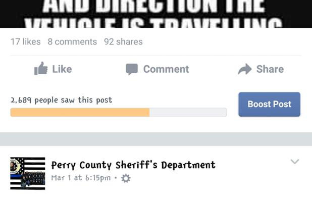 Perry County Sheriff (@PerrySheriff)   Twitter