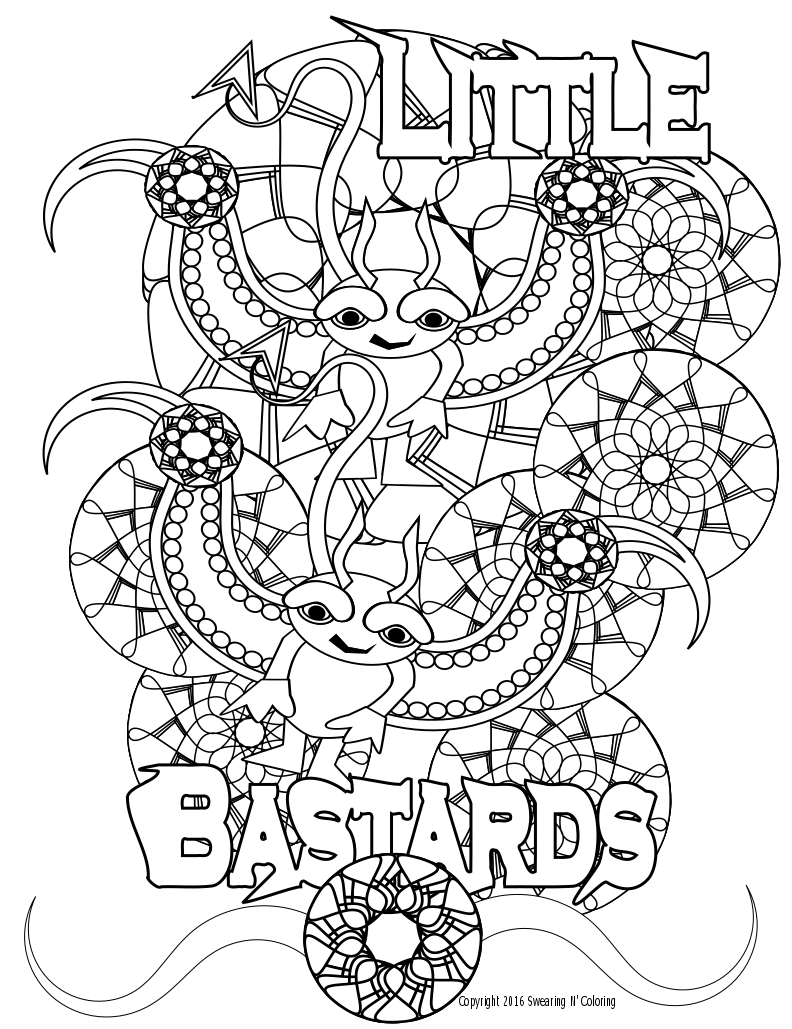 swearing adult coloring pages - swearing n 39 coloring swearandcolor 39 s twitter profile