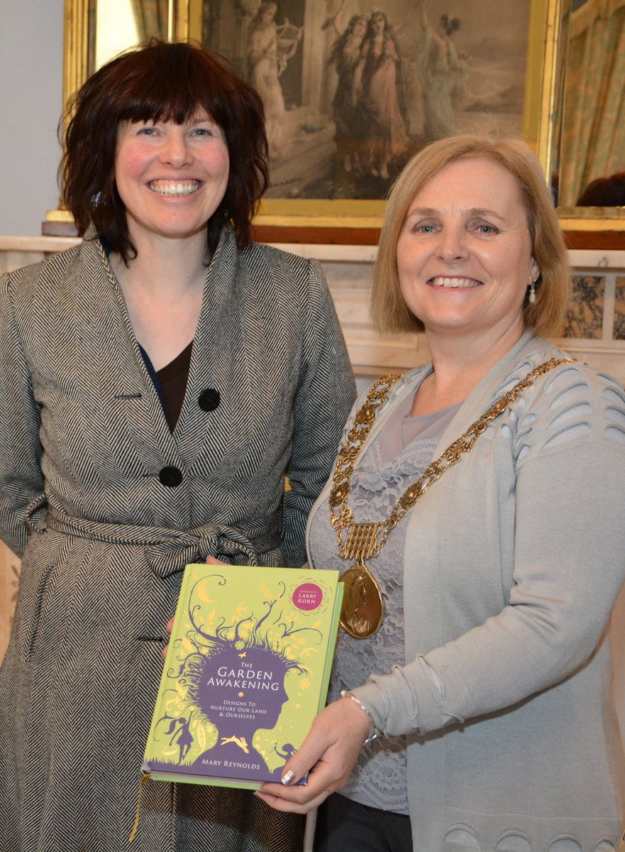 "Lord Mayor Of Dublin On Twitter: ""Met Gardener Mary"