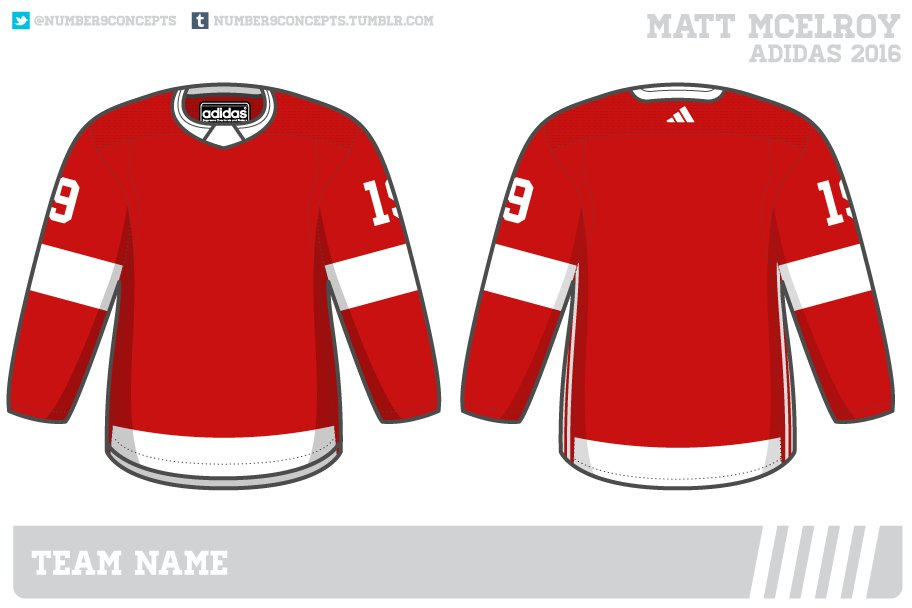 Matt McElroy On Twitter Ive Updated My Adidas Hockey Template After Seeing The WC Jerseys Tco H6Nx8j3IQI