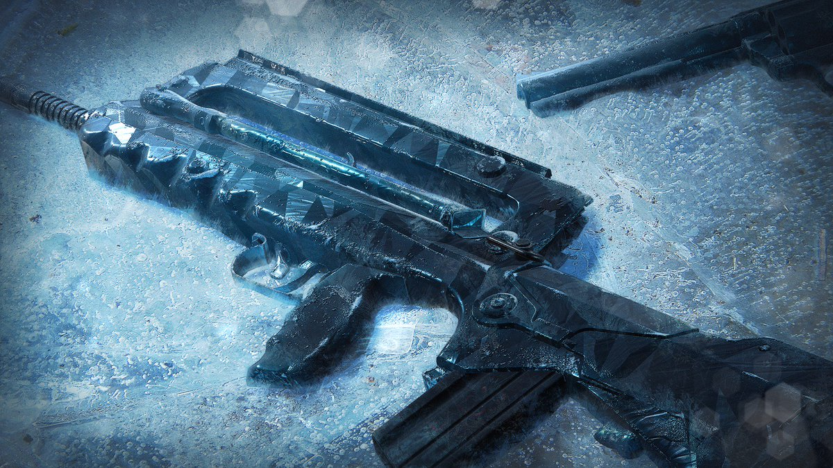 Rainbow Six Siege On Twitter New Item Equip Gign Weapons With Black Ice Skins Limited Time Only Go To Bundles In The Shop Https T Co Yiyzuui2nd