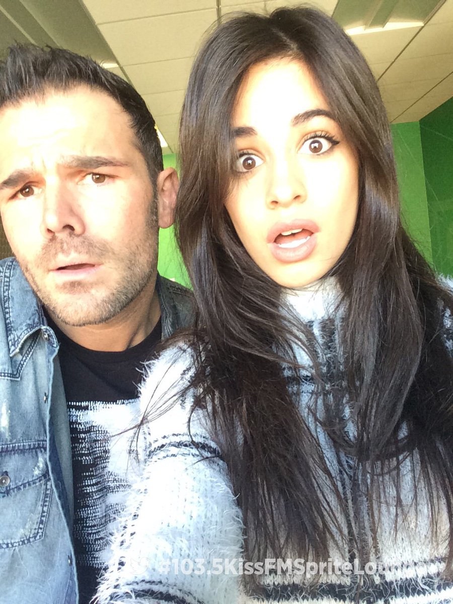 . @bradyradio, @camilacabello97, @FifthHarmony #WorkFromKissFM https://t.co/xqr92A9lhX