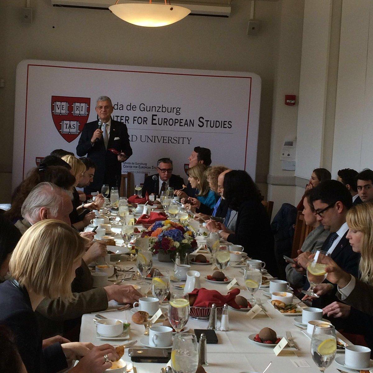 Center For European Studies At Harvard: Sonay Kanber (@sonaykanber)