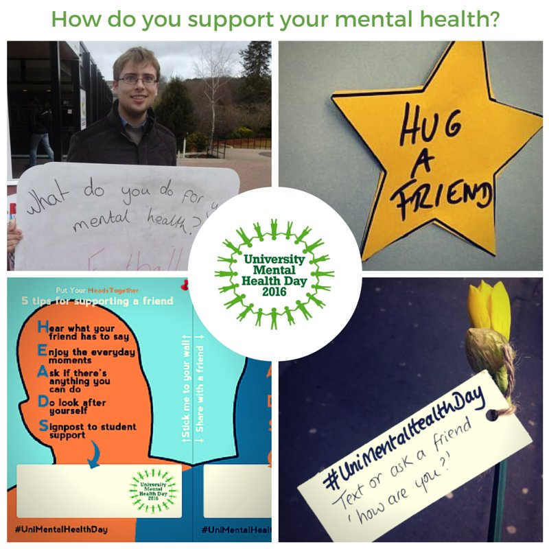 Q4: How do you look after YOUR mental health? (Final conversation starter) #StudentChats https://t.co/gbN3iGZ7Tl