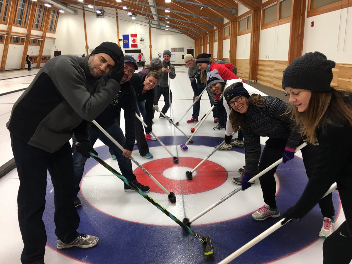 Banff Curling Club On Twitter Learn To Curl Tonight 630 830pm