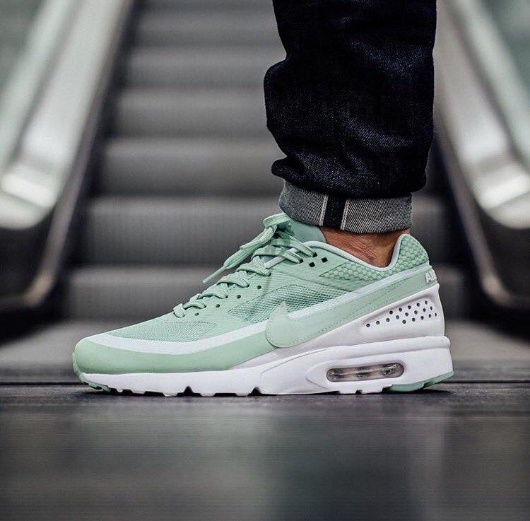 Nike Air Max Bw Ultra Enamel Green