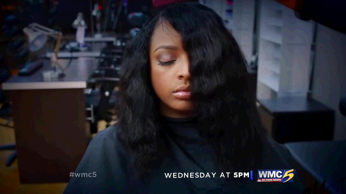 'Whose-ever hair I was wearing on my head...that heifer had a bad omen'  We explore #DemonWeave on  #WMC5 at 5