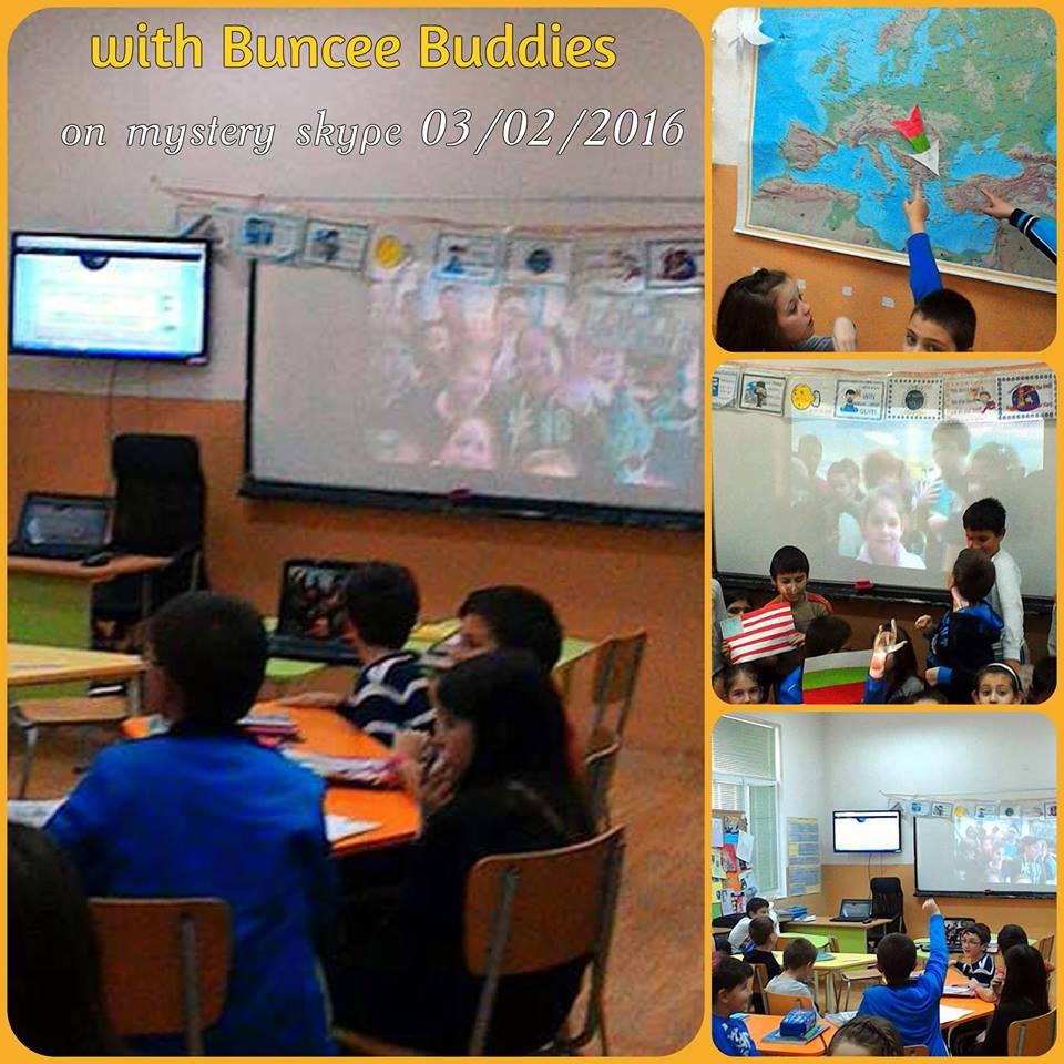 Connected classrooms on Buncee Buddies pen pals digital project  @Buncee buddies  @ssuter4 https://t.co/JGfjpGG5sS