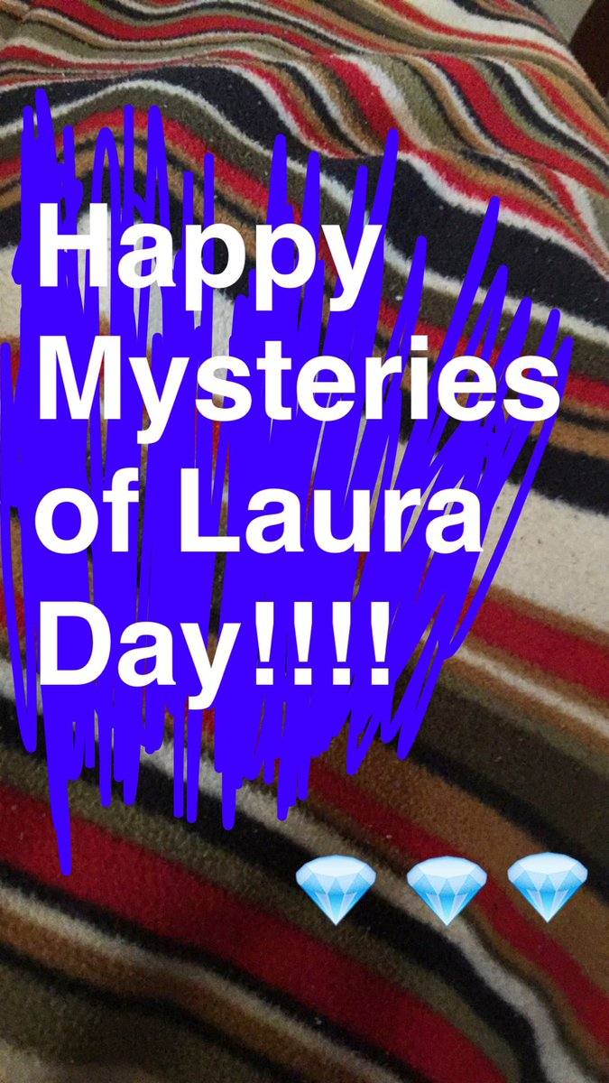#MysteriesofLaura #diamondsareforever @DebraMessing @Janina @lazofficial @JoshLucas